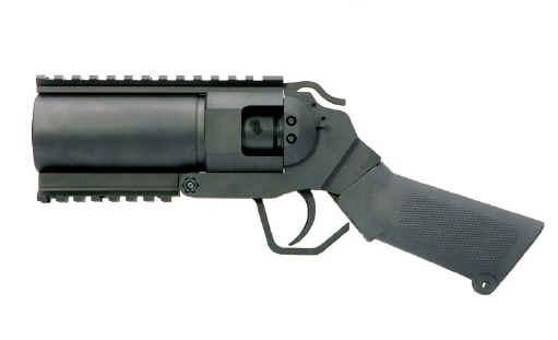 A 40mm Pistol