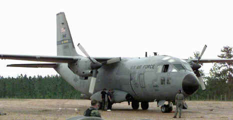 Soldiers Need Greyhound Aircraft