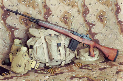 Arming for Long Range Combat [Archive] - Home of the 6 8 SPC