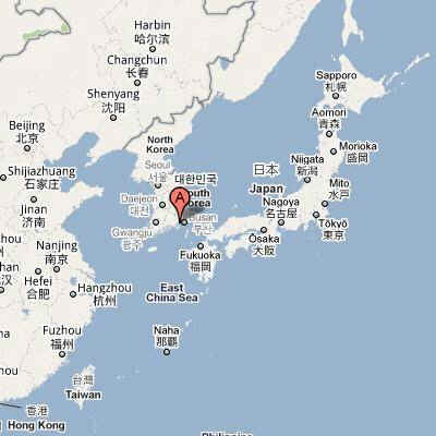 Close Chinhae Tomorrow - Us naval bases in japan map